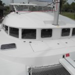 Starboard Foredeck & Saloon Windows