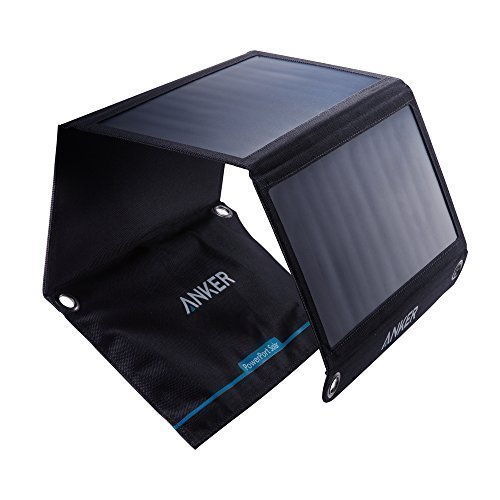 Gift Guide - Anker 21w Dual USB Solar Charger