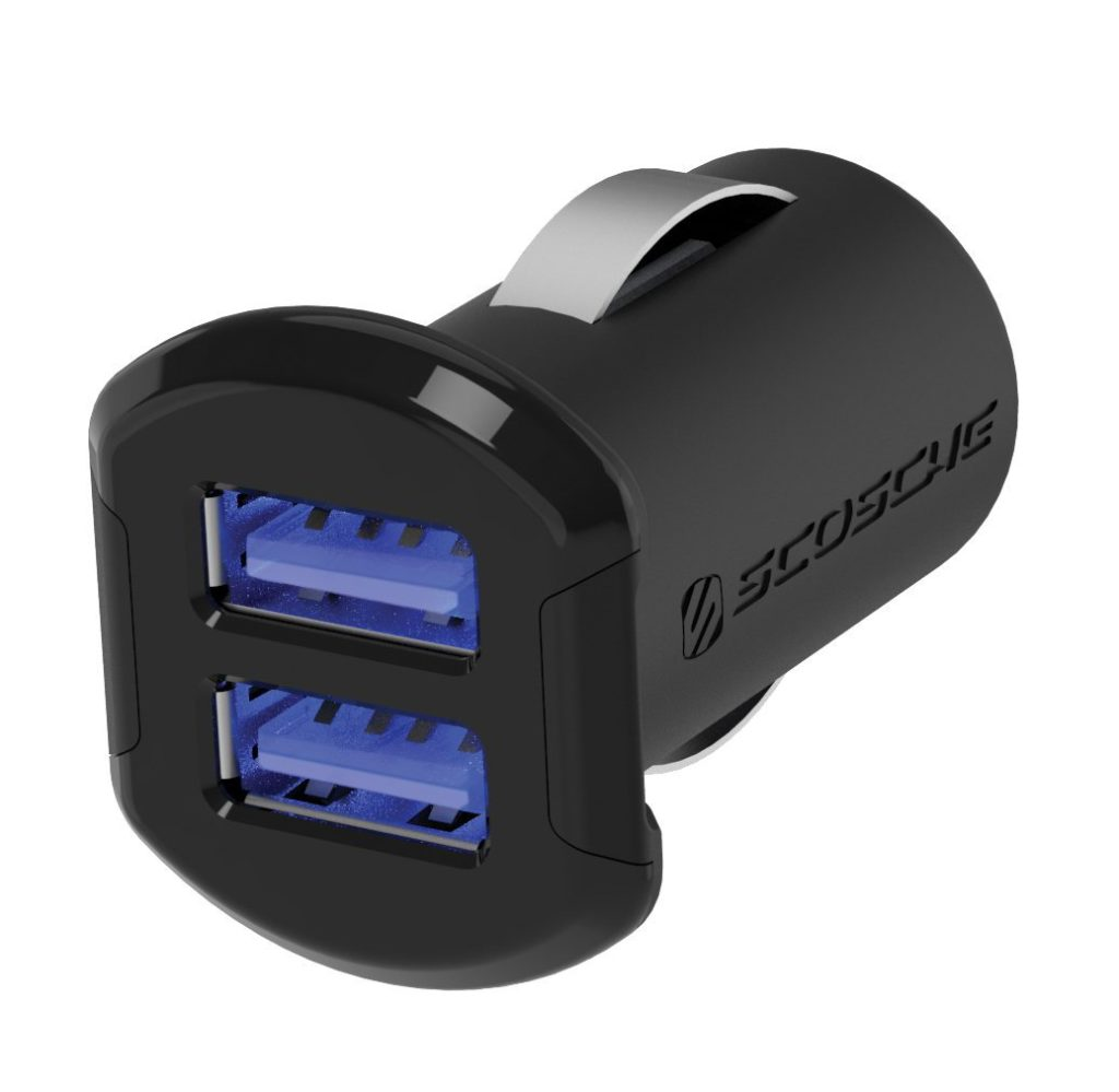 Gift Guide - Scosche Dual USB Charger