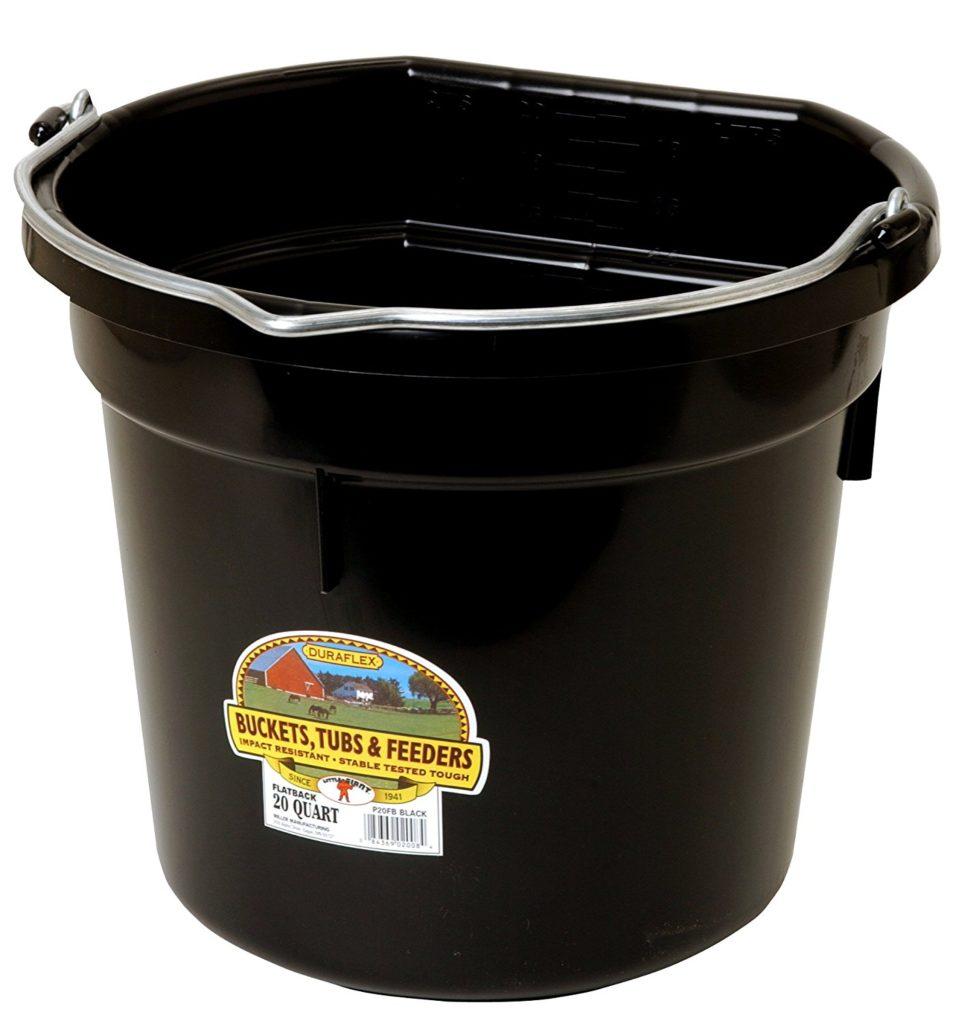 Gift Guide - Duraflex Flat Back Bucket